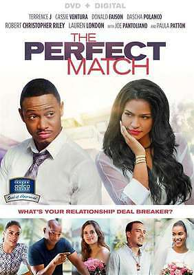 The Perfect Match (DVD, 2016)