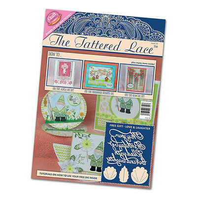 Tattered Lace Magazine Issue 10 Stephanie Weightman Free Love & Laughter Dies
