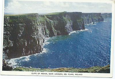 Colour Postcard of Cliffs of Moher, Nr Lahinch, County Clare, Ireland