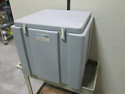 "ThermoSafe 303 Dry Ice Storage Chest, Inside Dimension: 18"" x 17.5"" x 16.5"" Deep"