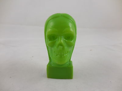 1964 Universal Monsters Etta The Ghoul Head Pencil Sharpener Green NOS Mint