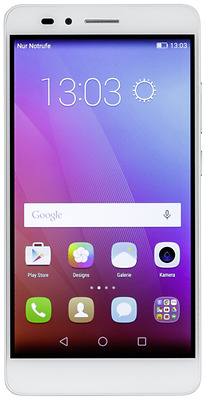 Honor 5X Silver New