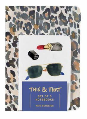 This & That by Kate Schelter 9781419724282 (Notebook / blank book, 2017)