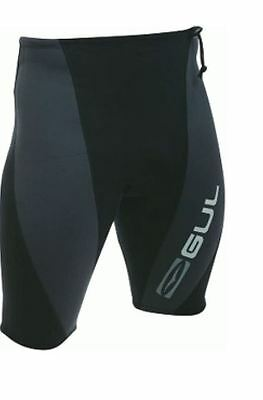 GUL RESPONSE 2mm Neoprene Kayak Surf Swim Sail Wetsuit Shorts Size Small w/logo