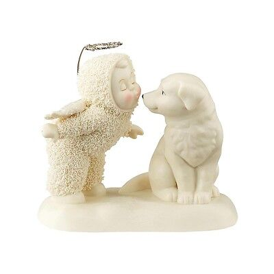 Snowbabies Bless All Creatures Figurine