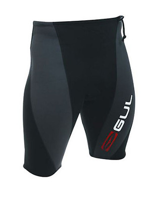 GUL RESPONSE 2mm Neoprene Kayak SUP Sail Swim Surf Wetsuit Shorts Size SMALL