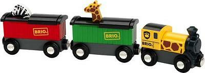 BRIO 33722002 Safari Zug