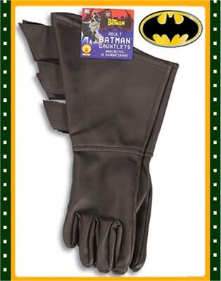 Child's Batman Vintage Prop Costume Gauntlet Gloves