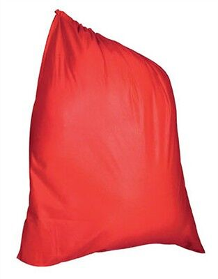 New 30x36 Santa Claus Costume Red Velour Toy Gift Bag