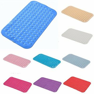 High Quality Large Strong Suction Foot Massage Anti Non Slip Bath Shower Mats