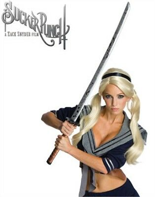 Sucker Punch Babydoll Costume Accessory Sword