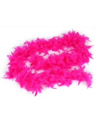 "Deluxe Large Hot Pink Fuchsia 72"" Costume Accessory Feather Boa"