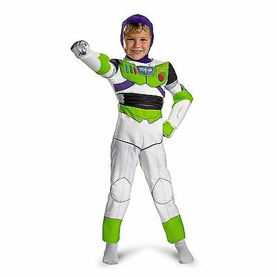 BUZZ LIGHTYEAR TOY STORY CHILD COSTUME Halloween Cosplay Fancy Dress B17
