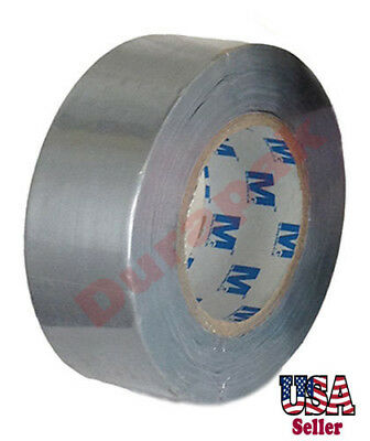 "24 Rolls 2"" 60 Yard per Roll Colored Duct Tape Red Grey Black Blue Green White"