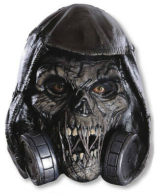 Adult's DC Comics Scarecrow Deluxe Latex Mask Costume Accessory