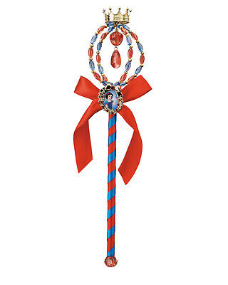 Child's Girls Disney Princess Snow White Classic Wand Costume Accessory