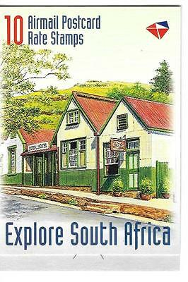 South Africa 1998 Booklet , Explore S. Africa, Sb 57, Mnh , Complete