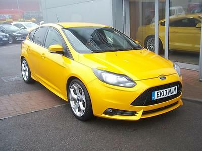 2013 Ford Focus 2.0T ST-2 5dr Petrol Manual