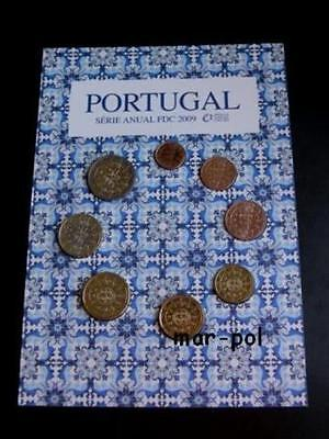 Portugal 2009 Kms Fdc