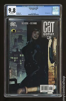 Catwoman (2002 3rd Series) #48 CGC 9.8 (1401358006)