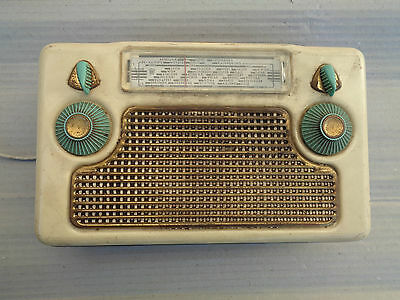 Altes Kofferradio