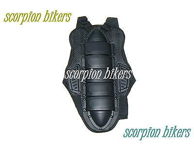 Skiing Snowboarding Back Spine Protector Body Armour L