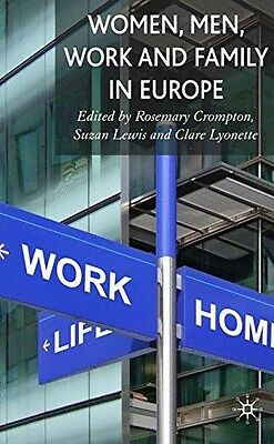 Women, Men, Work and Family in Europe, , New Book