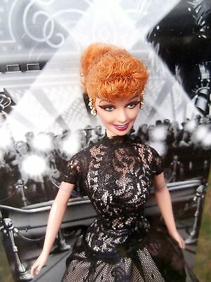Mattel Barbie Collector Doll  -  Lucille Ball  -  Pink Label Series