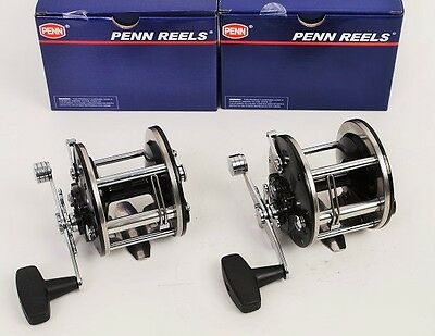 2 Penn 309M Saltwater Conventional Fishing Reels, NEW in Boxes