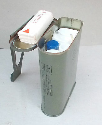 Sfrj Yugoslavia - Jna Personal First Aid Kit (Or Lpd) For Soldiers - Un-Issued