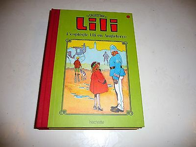 Collection  LILI , L'Espiegle LiLi En Angleterre , n°64, Hachette