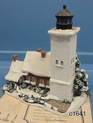 Harbour Lights - 1997 Presque Isle, Pennsylvania - Lighthouse #201 in box