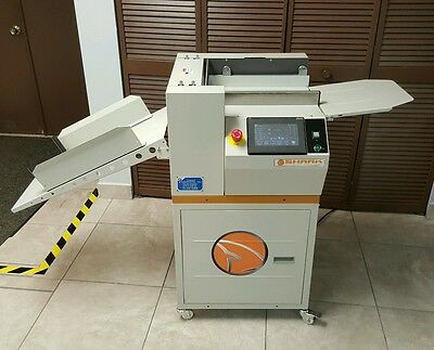 Shark SC-13m Paper Creaser Automated Creaser Graphic Whizard,Morgana,Count,MBM