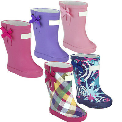 "New Pink Wellie Rain Boots Fit 18"" Dolls Like American Girl"