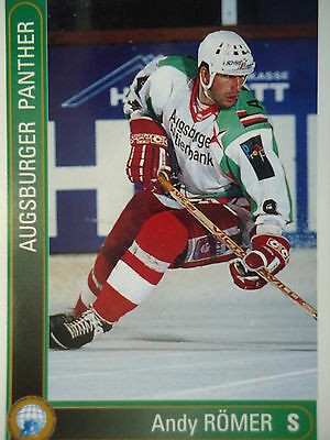 DEL 11 Andy Römer Augsburger Panther 1994/95