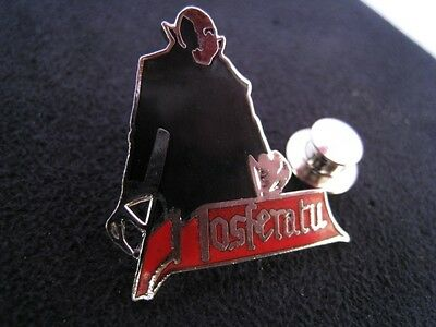 Pin's Folies ** Rare Enamel pin Badge Cinema Movie Horror cult Nosferatu