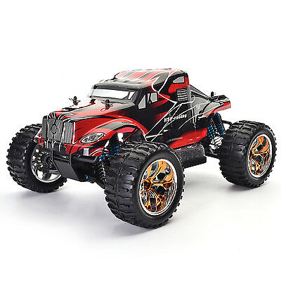 HSP 1/10 Scale Model Off Road Monster Truck 94111PRO Brushless Electric RC Car
