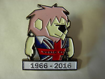 England 50th anniversary World cup winners. Football pin badge. Reduced