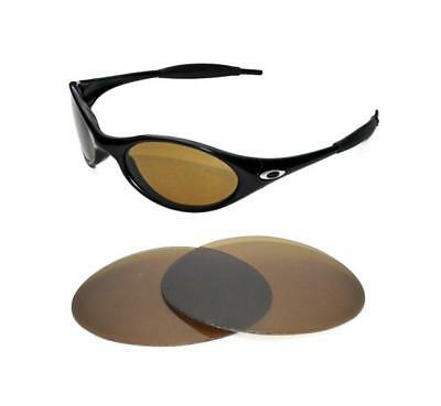 9c5075aaa6 NEW POLARIZED BRONZE Replacement Lens For Oakley Tincan Sunglasses ...