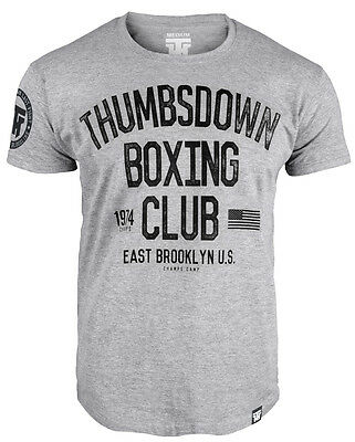 T-Shirt Mma Boxing Club 1974 East Brooklyn Usa For Boxer Training Casual Wears