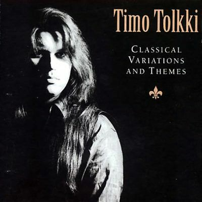 TIMO TOLKKI - Classical Variations And Themes HEAVY / SHRED