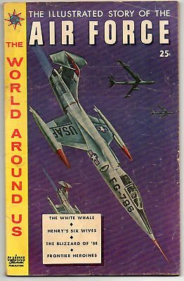 The World Around Us :: 13 :: Air Force