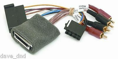 Autoleads PC9-403 Ford VW Amp to ISO Harness Adaptor