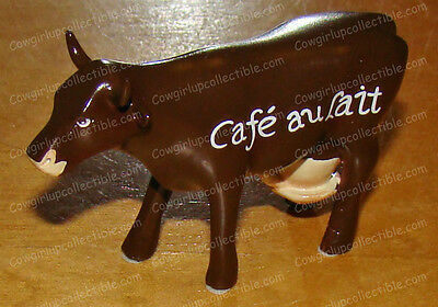 CAFE AU LAIT Mini Moo (CowParade, 46584) Pargue, 2004
