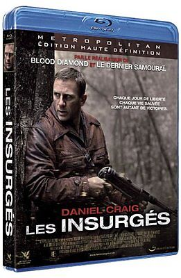 Les Insurges - Blu-Ray Neuf Et Emballe
