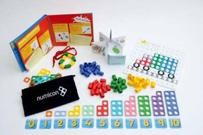 Numicon: First Steps with Numicon at Home Kit 9780198486886