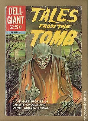 Tales from the Tomb (1962 Dell) #1 GD+ 2.5