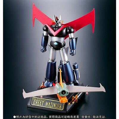 BANDAI SOUL OF CHOGOKIN GX-02R GREAT MAZINGER 40th ANNIVERSARY TAMASHII 2016