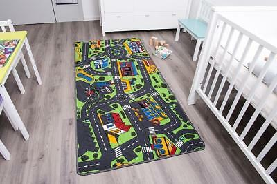 Kids rug - CITY - 4 different sizes