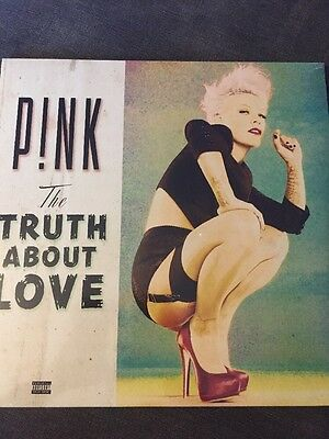 Pink -  The Truth About Love -  2 x VINYL -  BRAND NEW & SEALED
